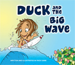 Duck and the Big Wave