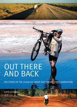 Out There and Back by Kate Leeming