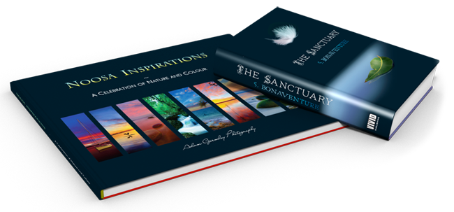 Premium Hardcover Books - Vivid Publishing Books
